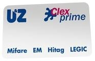 Clex Private Demontagekarte CX2320